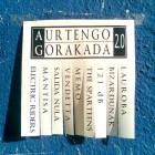 Aurtengo Gorakada 2.0